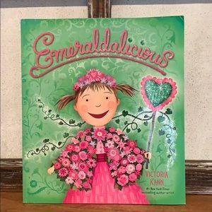 Emeraldalicious Softcover Book